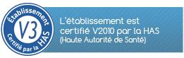 certification HAS infirmerie protestante