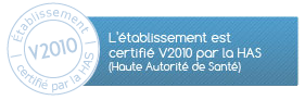 certification HAS Polyclinique Lyon-Nord