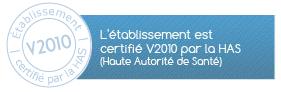 certification HAS clinique lyon nord rillieux