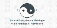 logo société française de sénologie et pathologie mammaire