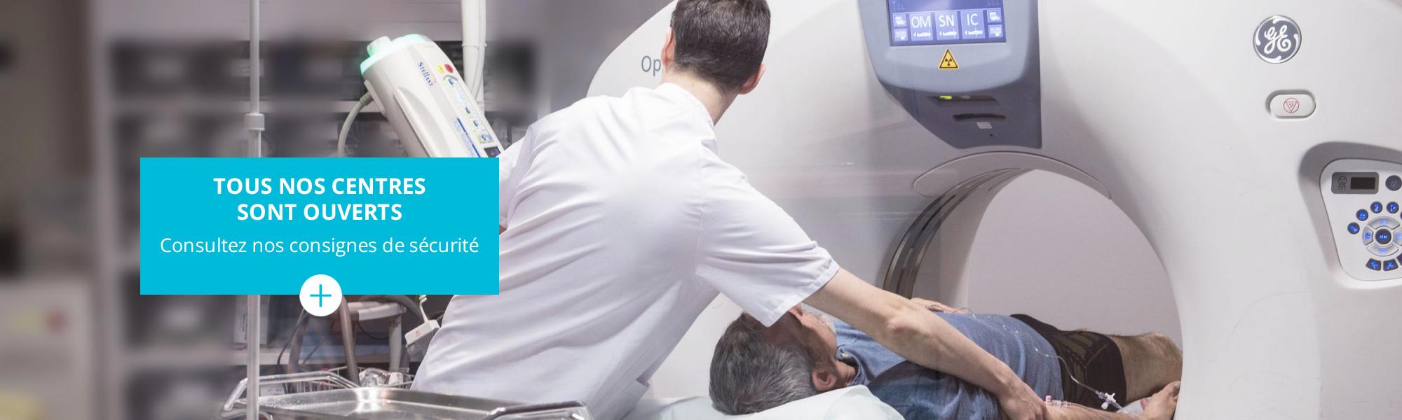 radiologue examen imagerie